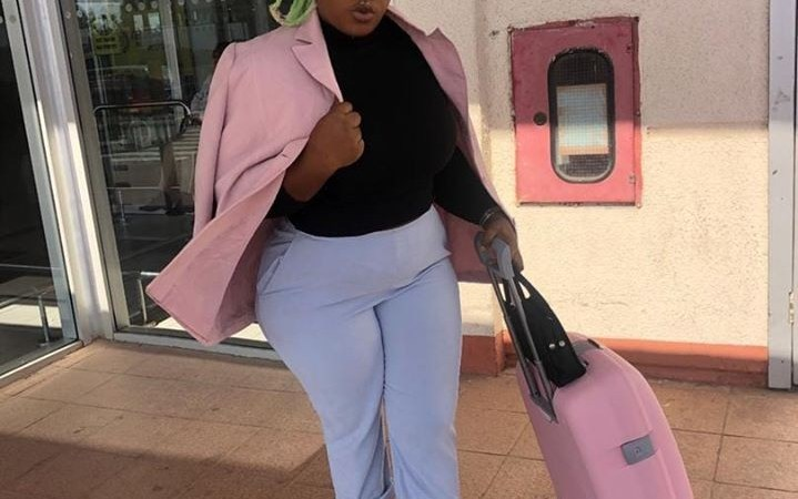 """""""I Traveled From Barbados To Ghana By Bus"""" – Queen Haizel Speaks For The First Time After Death Rumor"""