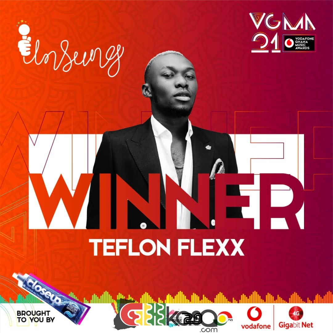 Teflon Flexx, VGMA, Unsung Category