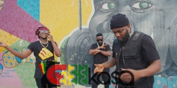 R2Bees, Yawa, Sarkodie, Official Video