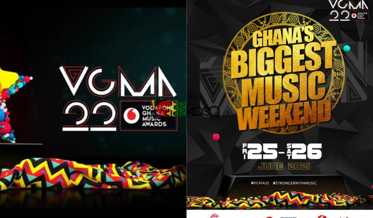VGMA Slated For 25-26th June