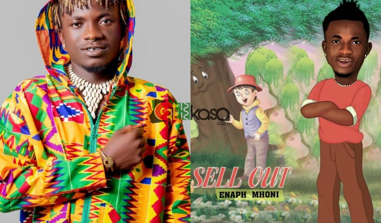 """Enaph Mhoni releases official music video for his trending song dubbed """"Sell Out"""""""