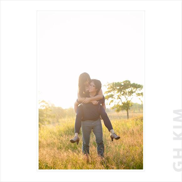 Jinna & David