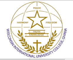 Wisconsin International University College admission form