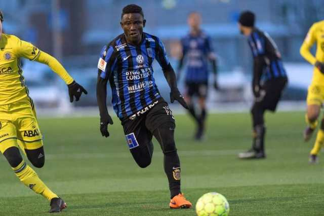 I'm Ready To Play For Ghana Black Stars If Am Been Called - David Tetteh (Read Full Details)
