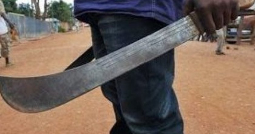 Gbetsiley Driver butchers wife to death