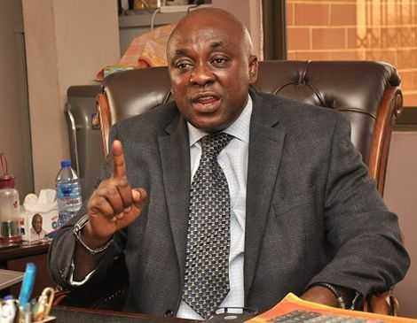 Carlos Ahenkorah calls on former President Mahama to table his policies