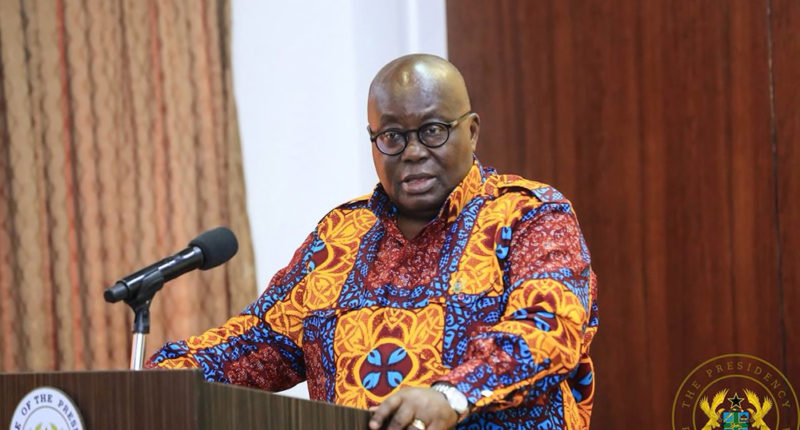 President Akufo-Addo announces additional GH¢3 billion package to support businesses affected by COVID 19
