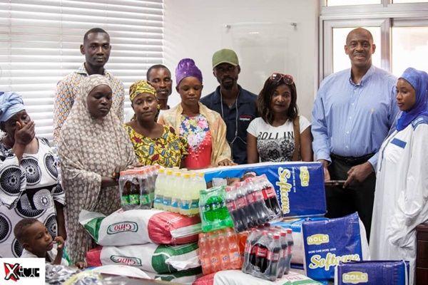 Interplast Ghana Donates To Remember May 9 In Pandemic Lockdown
