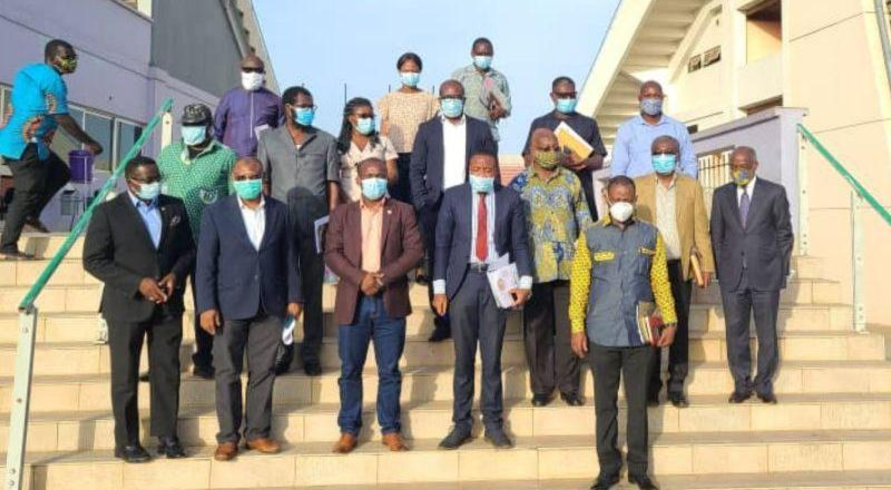 GFA meets Government COVID-19 team