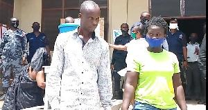 Asokwa: Woman, lover remanded over botched plot to kill husband