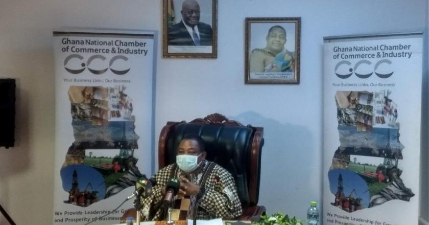 Access to syndicated loan must be transparent –Ghana National Chamber of Commerce and Industry