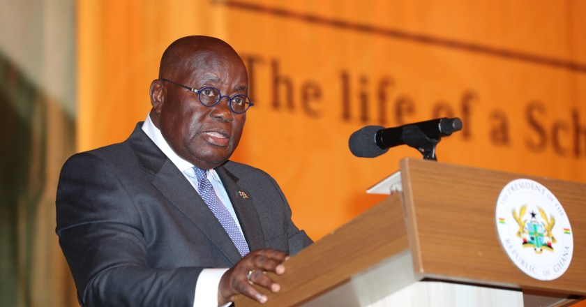 Government is the hardest hit by COVID 19-President AKufo-Addo