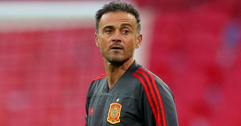 Luis Enrique: Spain boss says football without fans 'sadder than dancing with your sister'