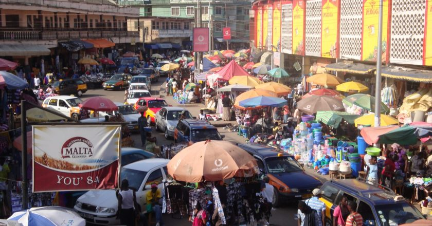 FDA clears Takoradi Market of formalin use