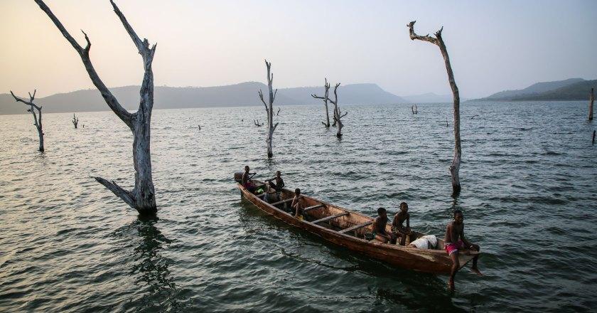 MIHOSO international rescues 12 trafficked children on Volta Lake