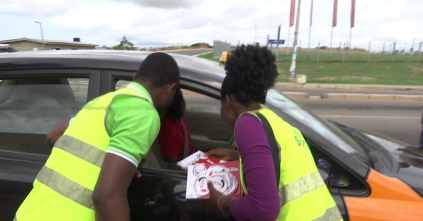 Road Safety relocates taxi rank at Dabala Junction
