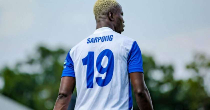 Ghanaian striker Sarpong reveals Simba SC talks after Rayon Sports extension fails