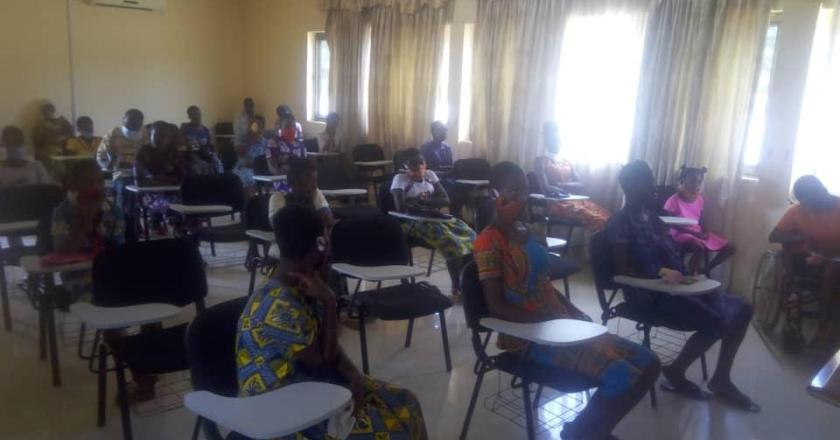 ARHR sensitizes out of school adolescent girls on reproductive rights