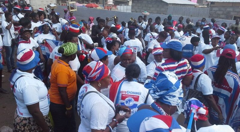NPP launches 'Adopt a Polling Station' Campaign