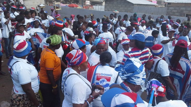 Violence against women is unacceptable - NPP-USA Women's Wing