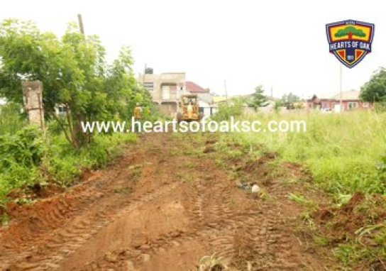 Construction of Hearts of Oak's Pobiman project begins