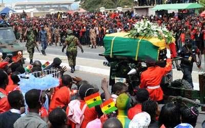 8th Anniversary of the death of John Evans Atta Mills