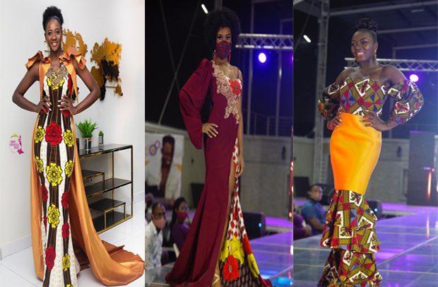 Miss Ghana Contestants Showcase Style On 2020 Runway