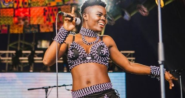 Songstress Wiyaala to receive Woman Of The Decade Award