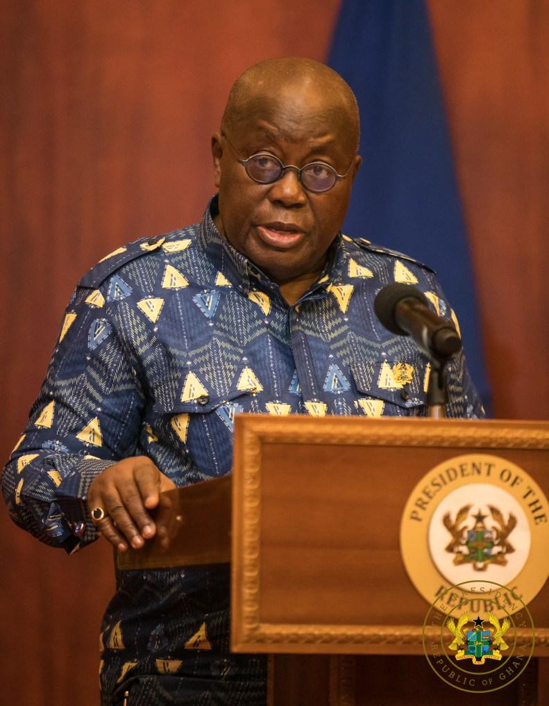 We are providing critical support, not freebies-Prez Akufo-Addo