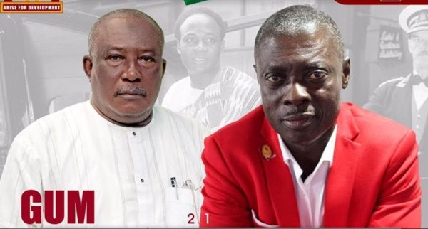 Osofo Kyiri Abosom Appoints Alhaji Lukeman As Running Mate