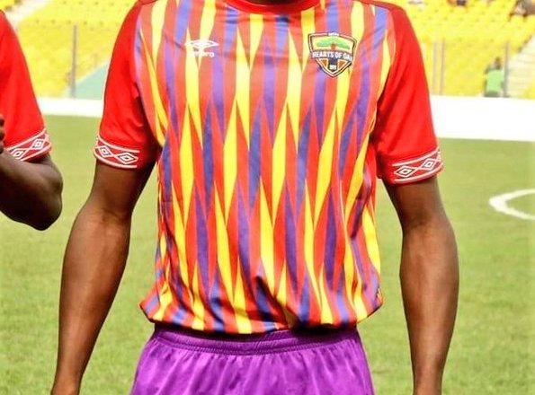 Hearts defender Robert Addo Sowah predicts victorious season ahead