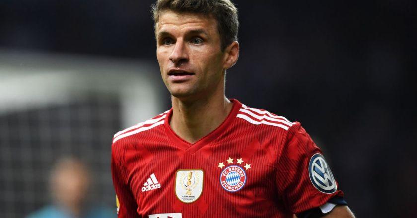 Champions League final: Bayern's Müller gears up for Paris finale