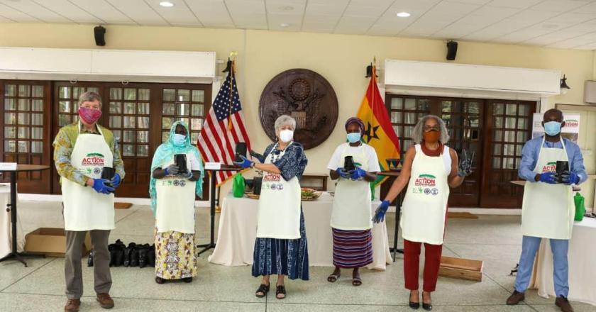 U.S. supports Shea Parkland Restoration Initiative and women's economic empowerment