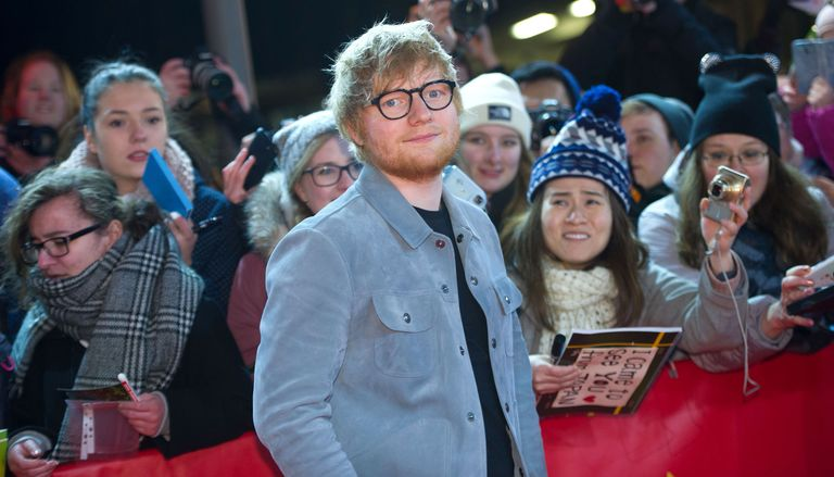 Ed Sheeran welcomes baby girl – and reveals her unique name