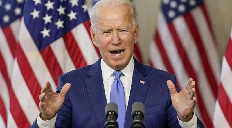 Biden urges public to wear masks and 'be patriotic'