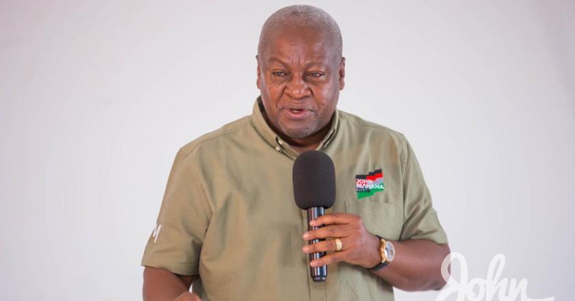 First Lady's Salary- John Mahama disagrees