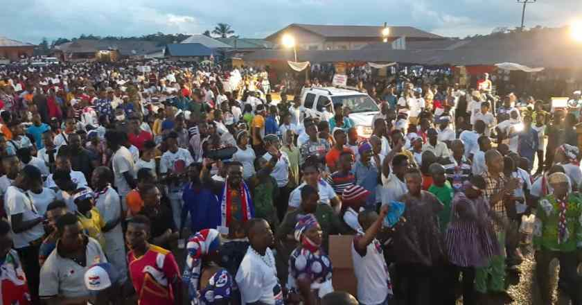 I am expecting massive endorsement than 2016-President Akufo-Addo