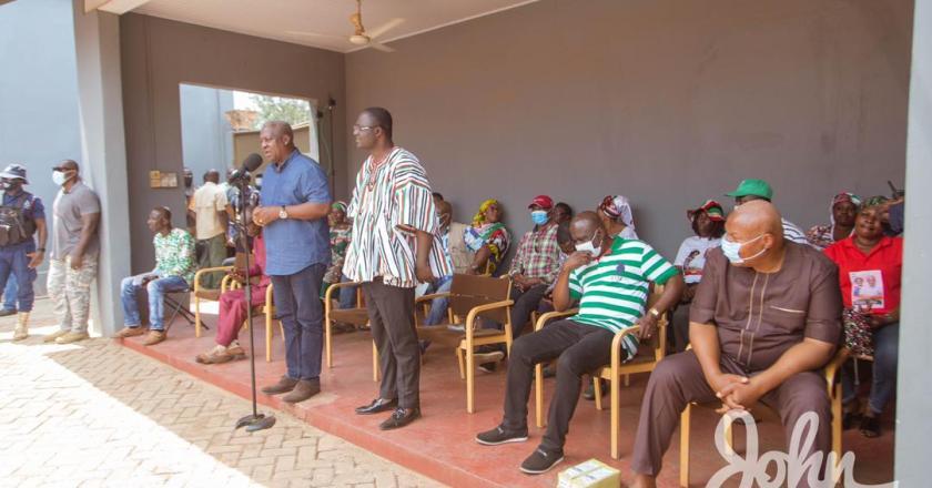 Akufo-Addo has nothing to show after borrowing Ghc140 Billion-John Mahama
