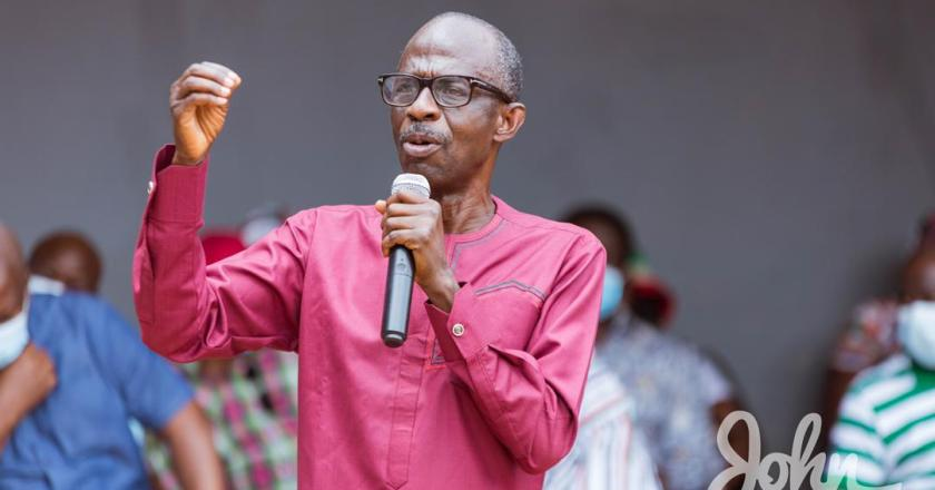 NDC not interested in churning out fake news-Asiedu Nketiah