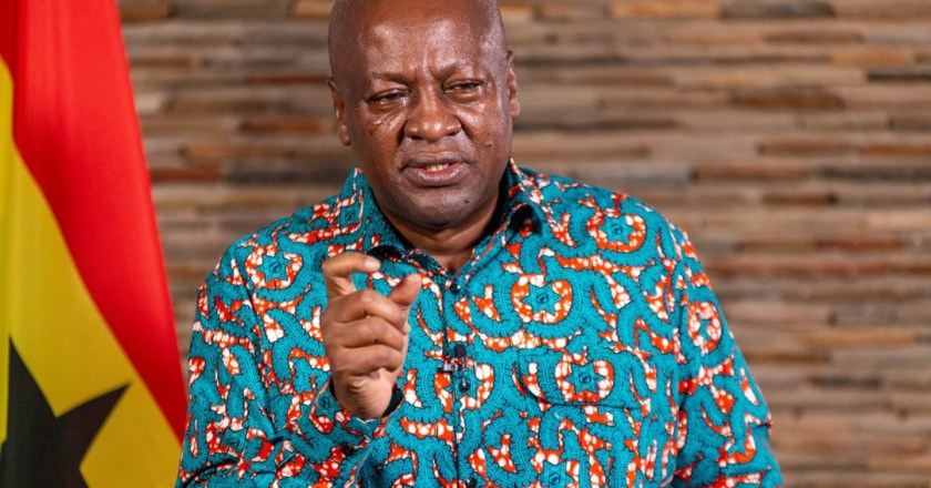 Police must invite John Mahama now over Saglemi Affordable Housing Projects Scandal