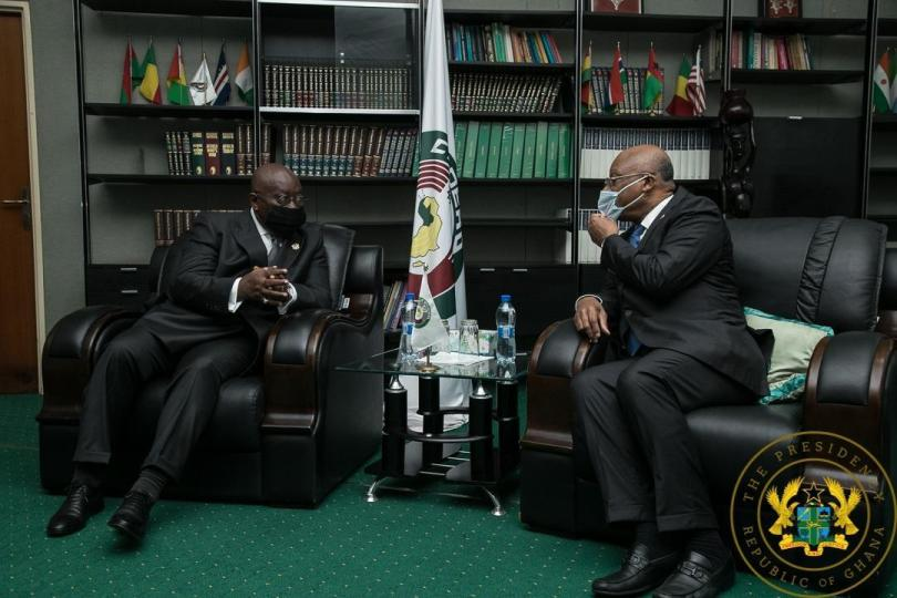 Let's build a united, prosperous, stable and secure ECOWAS- President Akufo-Addo