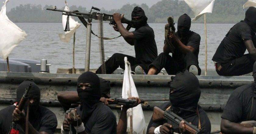Kidnappings by pirates up 40% in Gulf of Guinea: IMB