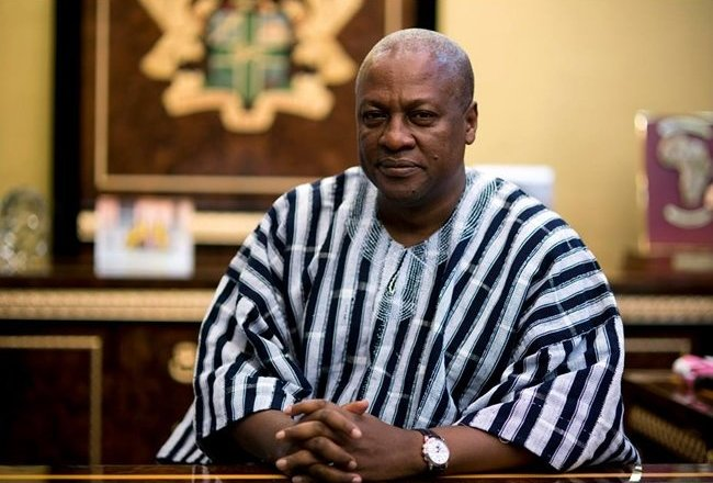 We shall revive and modify small scale mining-Mahama