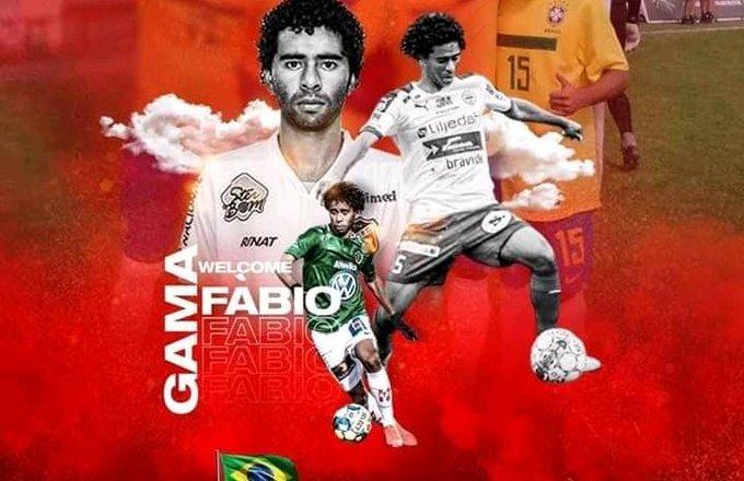 Kotoko signs Brazilian midfielder Fabio Dos Santos Gama