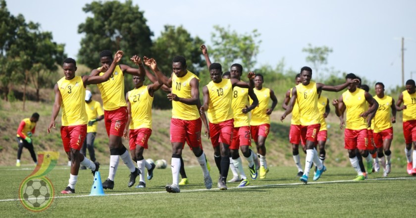 Ghana to meet Niger in the 2020 WAFU championship