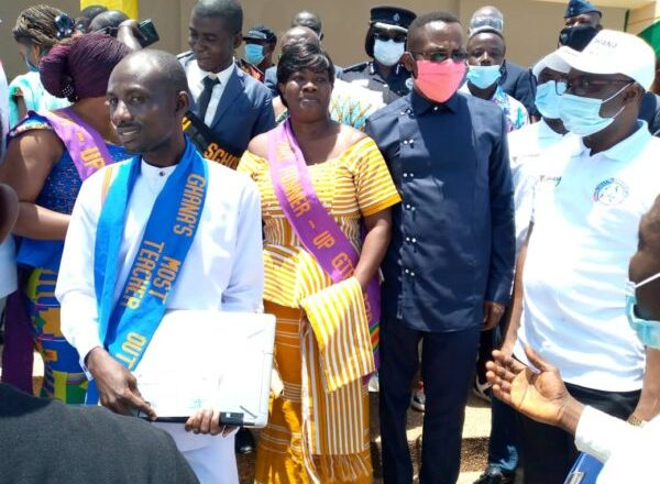 'Selflessness, dedication and commitment won me Best Teacher Prize'