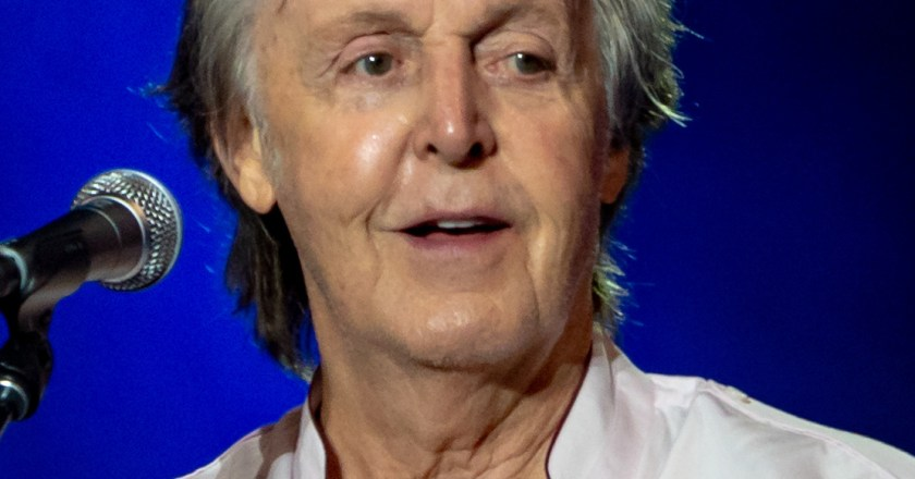 Paul McCartney records album while 'messing around' during lockdown