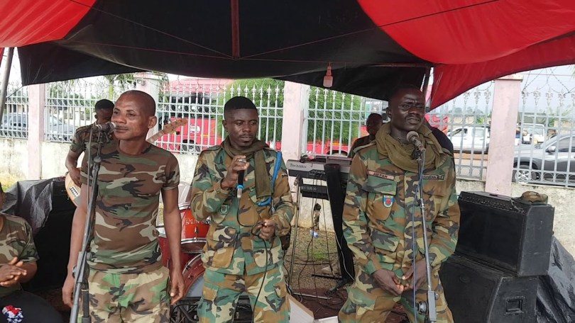 Ghana Armed Forces celebrate its 75th Military Day band concert