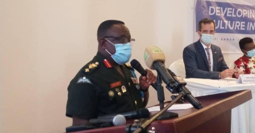 Fighting Maritime insecurity calls for collaboration-Commandant Ofori