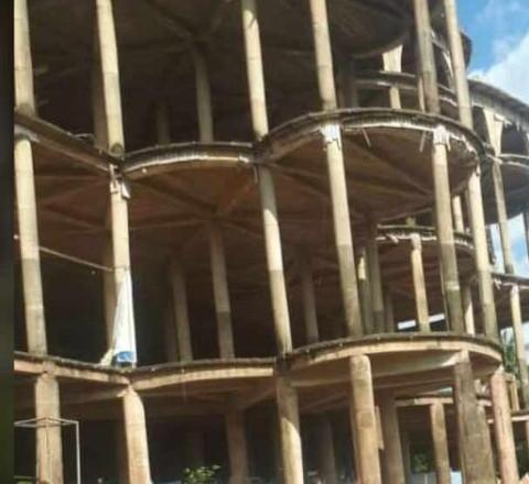 Akyem Batabi: Six vicitms of the collapsed church building treated and discharged